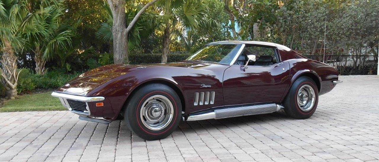 Redline Muscle Cars | High End Classic Muscle for Sale | Key Largo ...